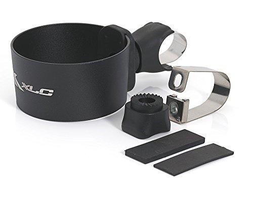 XLC Zubehör Cupholder BC-A08, Schwarz, 15x7.6x7.6cm