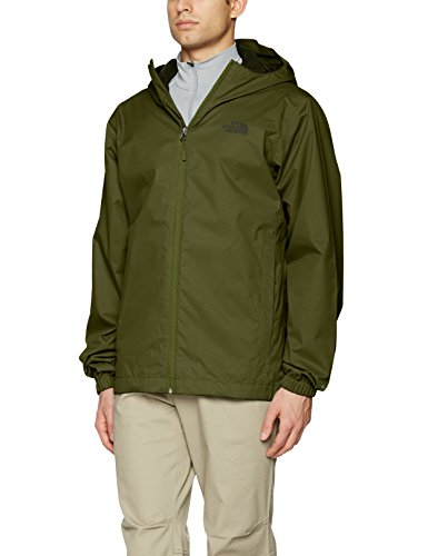 The North Face Herren Regenjacke M Quest Scallion Green Heather