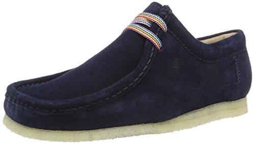 Sioux Grashopper-d-141, Mocassins (Loafers) Femme Blau (Atlantic)
