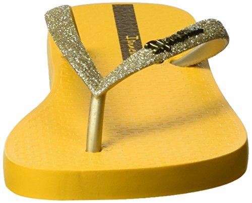 Ipanema - Ipanema Lolita Iii Fem, Infradito Donna Mehrfarbig (yellow/gold)