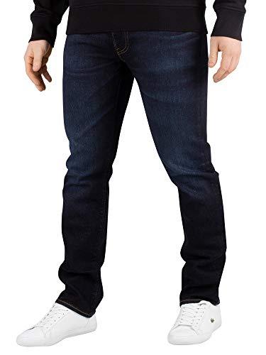 Five-pocket-jeans-stil Hose (Levi's Herren 511 Fit Slim Jeans, Blau (Durian Od Subtle 3720), 36W / 32L)