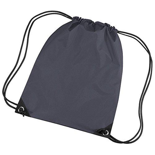 BagBase , Kinder Kinderhandtasche Grau - Grau