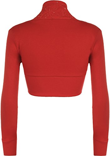 WearAll -  Coprispalle  - Donna Rot