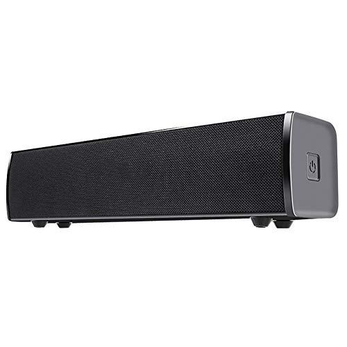 Barra sonido cable altavoz Bluetooth inalámbrico