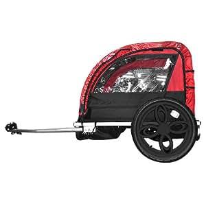 Froggy® BTC06 Fahrradanhänger Rot Jogger Kinderfahrradanhänger