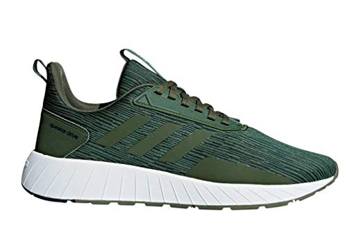 best website 47456 c1315 adidas Questar Drive, Scarpe Running Uomo, Verde BasgrnCarbon, 42 EU