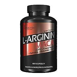Biomenta L-Arginin Maca