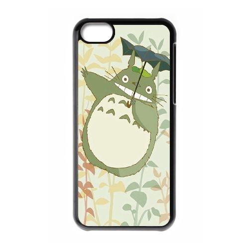 Mignon Mon voisin Totoro Ilike Com WR47WG5 cas d'coque iPhone de téléphone cellulaire 5c coque R7VQ4B5BH