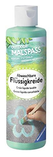Ravensburger 29075 - Outdoor Malspaß Flüssigkreide Grün