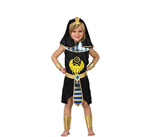 Zzcostumes Ägyptisches Kostüm Schwarz (7-9 ()