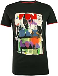 Desigual - T-Shirt - Manches 1/2 - Homme