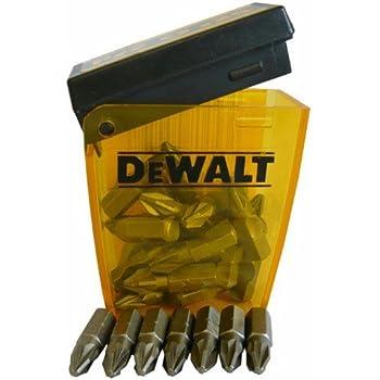 Juego de 25 puntas IMPACT TORSION Pz2 DEWALT DT70527T-QZ
