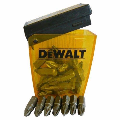 dewalt-dt7908-25-piece-no2-pz2-screwdriver-bit-set-flip-top-case