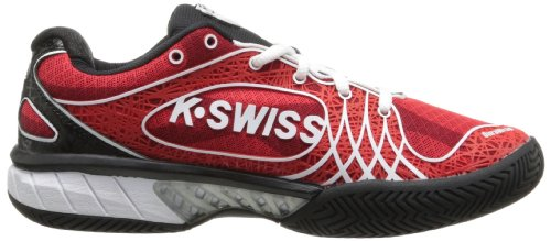 K-Swiss Performance - Ks Tfw Ultra-Express-Fiery Red/Black/White, Scarpe Da Tennis da uomo Fiery Red/Black/White