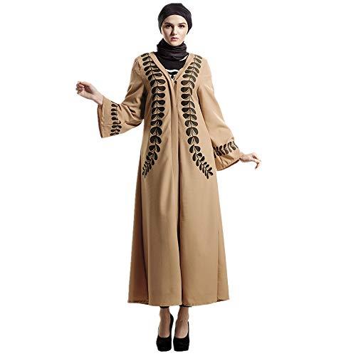 Abaya Musulmane Imprimé femme Robes casual femme robe manches femmes longue plage mini col casual soirée sans cocktail longues robes taille maxi été sexy manche vintage courte pour tunique grande