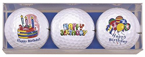 Zum Geburtstag - Golf-Geschenkset