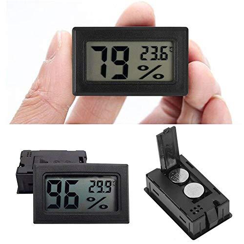 Bihood Thermometer Feuchtemessgerät Funkthermometer Instant Read Temperatur und Feuchtemessgerät Thermometer Wireless Digital Thermometer Feuchtemessgerät Outdoor Thermometer Wireless Indoor -