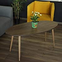 Wood Coffee Table Brown