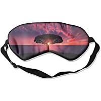 Trees Ocean Clouds Sky Sleep Eyes Masks - Comfortable Sleeping Mask Eye Cover For Travelling Night Noon Nap Mediation... preisvergleich bei billige-tabletten.eu