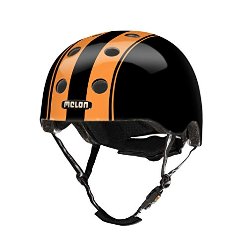 Melon Helm Double orange-black XXS-S