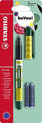 Tintenroller STABILO beCrazy! FRUITS - Ananas