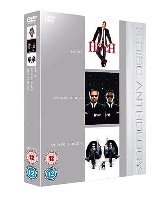 Hitch/Men In Black/Men In Black 2 [DVD] by Eva Mendes