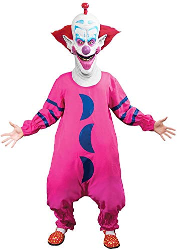 Killer Klowns From Outer Space Slim Costume Adult ()