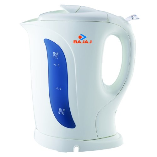 Bajaj 1.7L Non-Strix Electric Kettle - 420012  available at amazon for Rs.1279