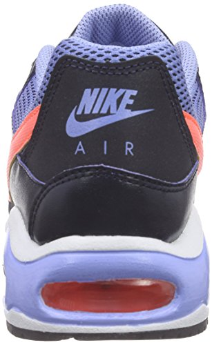 Nike Air Max Command (Gs), Baskets Basses mixte enfant Multicolore (OBSIDIAN/BRIGHT MANGO-CHLK BL)