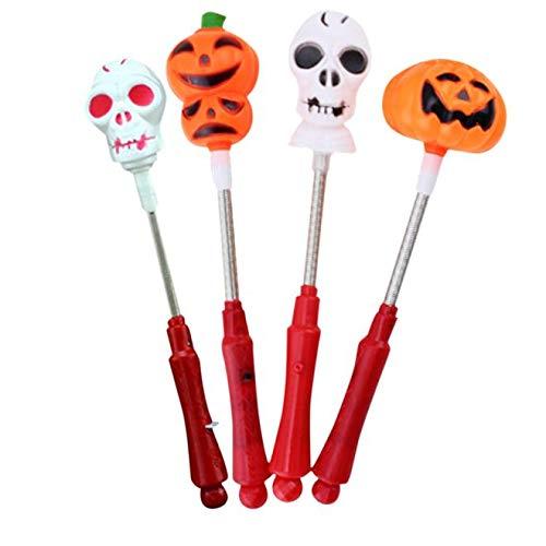 Augapfel Kostüm Aufblasbare - DeHolifer Halloween Kürbis Beleuchten Stick schütteln Party Tanzparty Streich