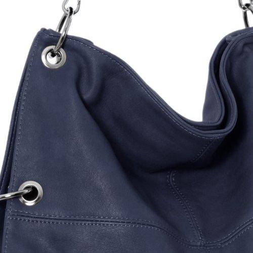 CASPAR TS561 Donna Borsa a Spalla / a Tracolla Blu scuro Venta En Línea Precio Más Barato Las Fechas De Publicación Baratos Liquidación En Línea MGT9M