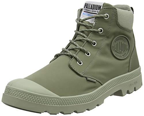 5cd5f5e5ba1e1 Palladium Lite+ LC Txwp U, Zapatillas Altas Unisex Adulto, Verde (Vetiver  N08), 37 EU