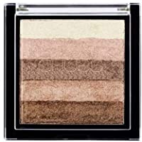 Chubs Rose Gold Edition Shimmer Brick Highlighter and Blusher Palette