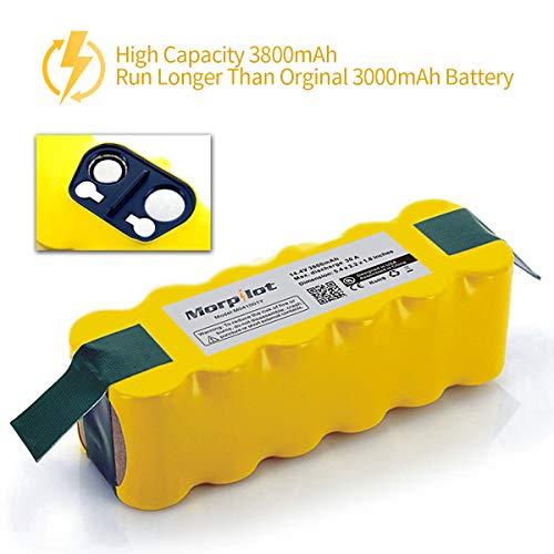 Zoom IMG-3 morpilot batteria di ricambio ni