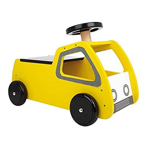 Small Foot Company - 4743 - Porteur Voiture - Tom