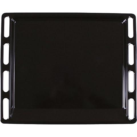 Ariston 4800081577 - Bandeja de horno para Indesit y Merloni (447 x 364 mm)