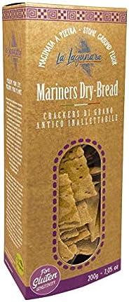 Azienda Agricola La Lagunara Dry-Bread Rosemary Crackers - Prodotto GLUTEN SENSITIVITY