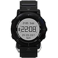 Smart Watch, UW80 GPS Sports Smart Watch GPS Tracker Triple Positioning Monitor de frecuencia cardíaca Bluetooth Smartwatch Reloj de Pulsera Resistente al Agua