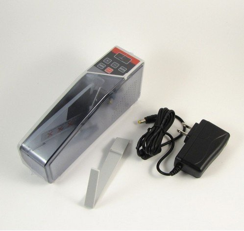 Preisvergleich Produktbild Tragbare Handy Mini Bill Cash Money Geld Count Zählen Zähler V40