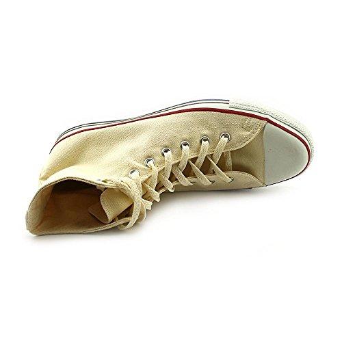 Converse All Star Ox Uomo Sneaker Grigio beige/vanilla