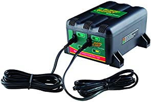 Battery Tender 022-0165-DL-EU Chargeur de batterie, 2 emplacements, 12V, 1.25A