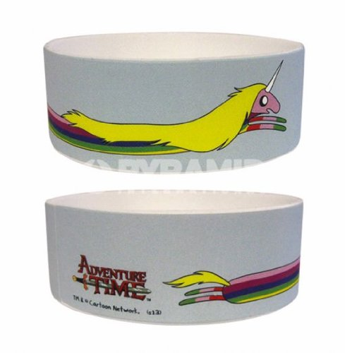 Adventure Time Lady Rainicorn Gummi Armband