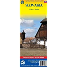 Slovakia : 1/300 000