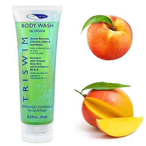 Triswim Gel da doccia anti cloro Aloe Vera 251ml