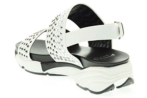 PINKO femme sandales 1P20QY Y2CH Z04 BRILLANT Bianco