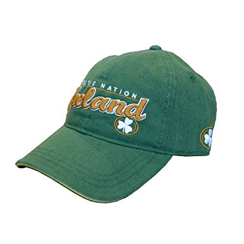 """Carrolls Irish Gifts Baseball-Mütze mit Aufdruck """"Keltische Nation"""" und..."""
