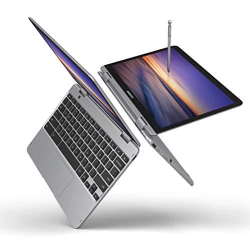 Samsung Chromebook Plus XE520QAB-K02US Laptop (Chrome, 4GB RAM, 64GB HDD) Light Titan Price in India