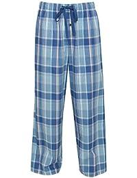 Cyberjammies 6096 Men s Harry Blue Check Cotton Pant Pyjama Pajama PJ Bottom f9c1acf43