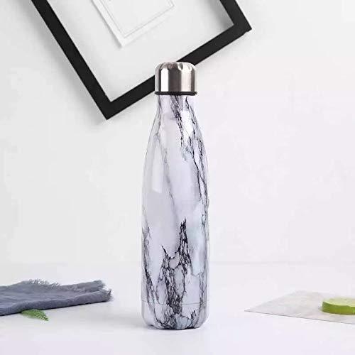 LLYHP Bottiglia di Coca Cola Thermos Thermos in Acciaio Inox con Bottiglia d'Acqua per biberon 07 500ml