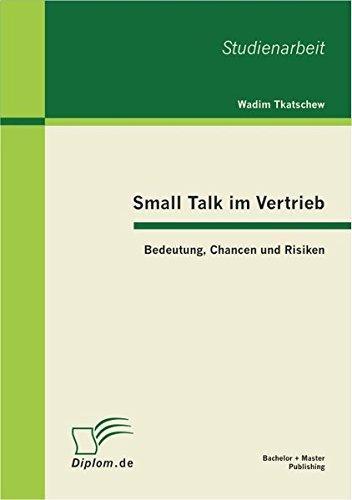 Small Talk im Vertrieb: Bedeutung, Chancen und Risiken
